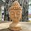 Thumbnail: Cabeça de Buda de Madeira Pequena