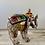Thumbnail: Elefantes de madeira Balsa coloridos