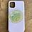 Thumbnail: Phone Grip / Pop Socket Ágata Verde Limão