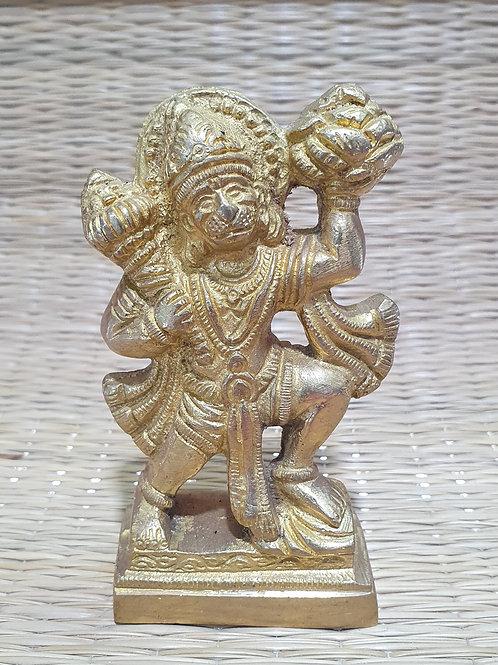 Estatueta Hanuman (bronze)