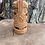 Thumbnail: Estátua de Ganesha em Madeira M