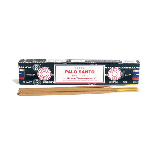 Incenso Indiano Massala Satya - Palo Santo