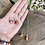 Thumbnail: Pingente de Ágata de Fogo Rolado