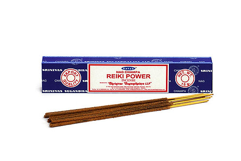 Incenso Indiano Massala Satya - Reiki Power