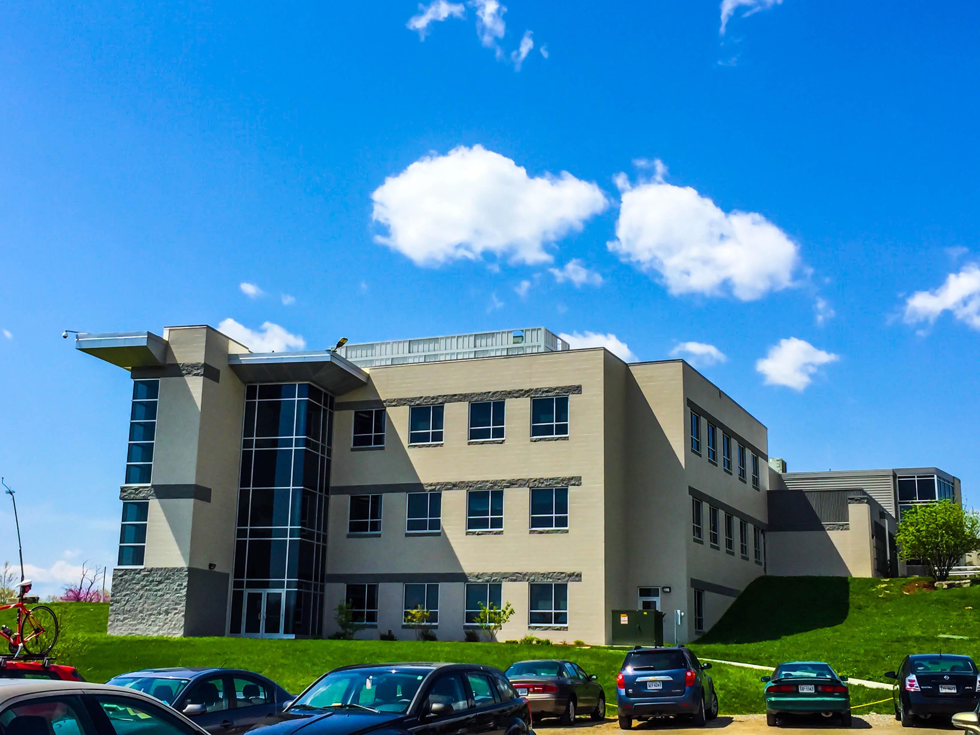 VTTI Annex Building