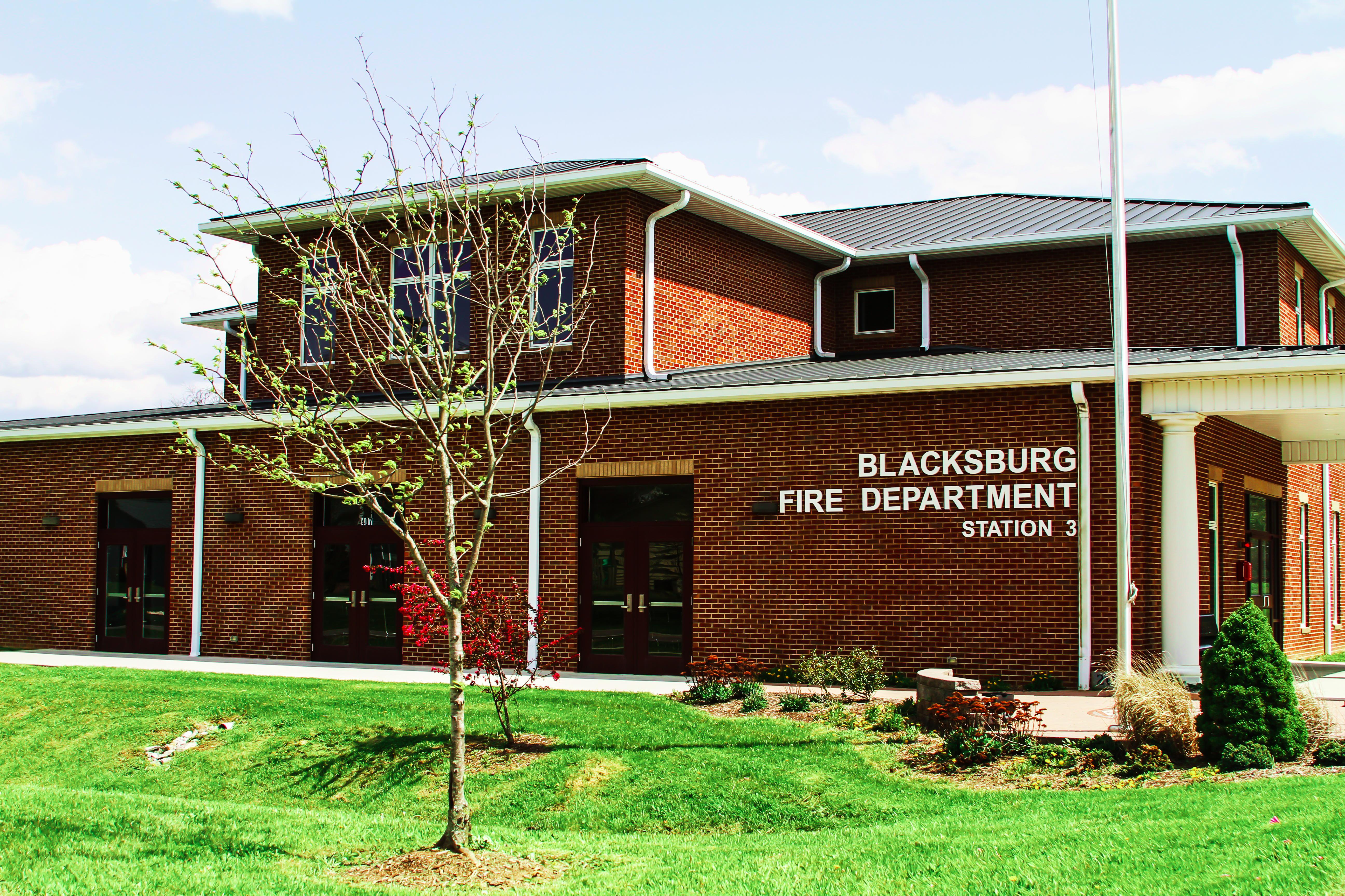 Blacksburg Fire Department