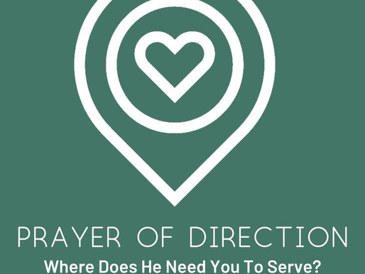 Pray For Direction