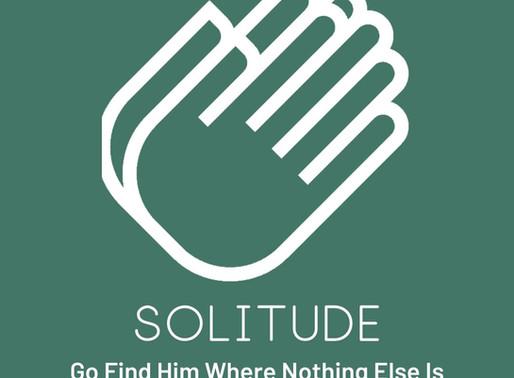 Prayer: Solitude