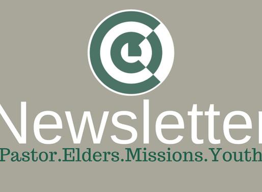 Weekly Newsletter Posting