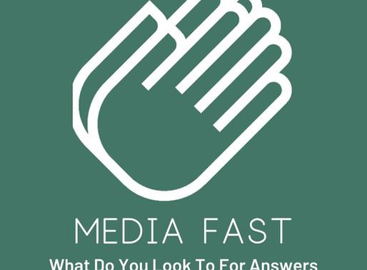Prayer: Media Fast