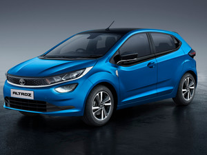 Tata Altroz iTurbo launched At 7.33 Lakhs