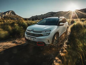 Citroën C5 Aircross SUV launching soon : Specifications and Launch Price
