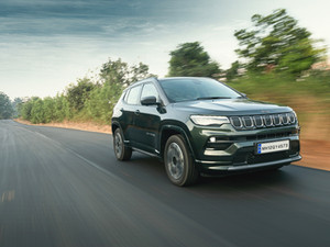 2021 Jeep Compass launched at 16.99 lakhs
