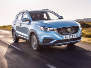 2021 MG ZS EV launched in India at Rs 20.99 lakhs