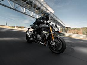 2021 Triumph Speed Triple 1200 RS : Meaner and slimmer than ever