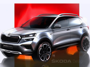 Skoda Kushaq revealed before its launch on 18th March