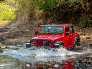 Made in India Jeep Wrangler launched at Rs. 53.9 Lakhs