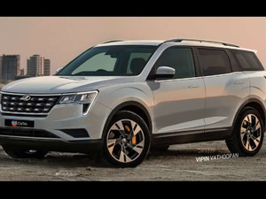 Next Generation XUV 500 spied:  Interior photos and expected launch date