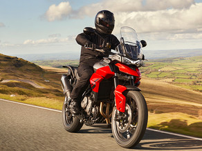 Triumph Tiger 850 Sport launched at Rs 11.95 lakhs