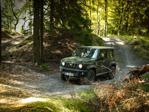 Suzuki Jimny may be launched as Maruti Gypsy