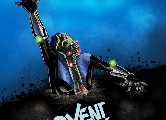 Advent Dark #1 Evil Dead Homage