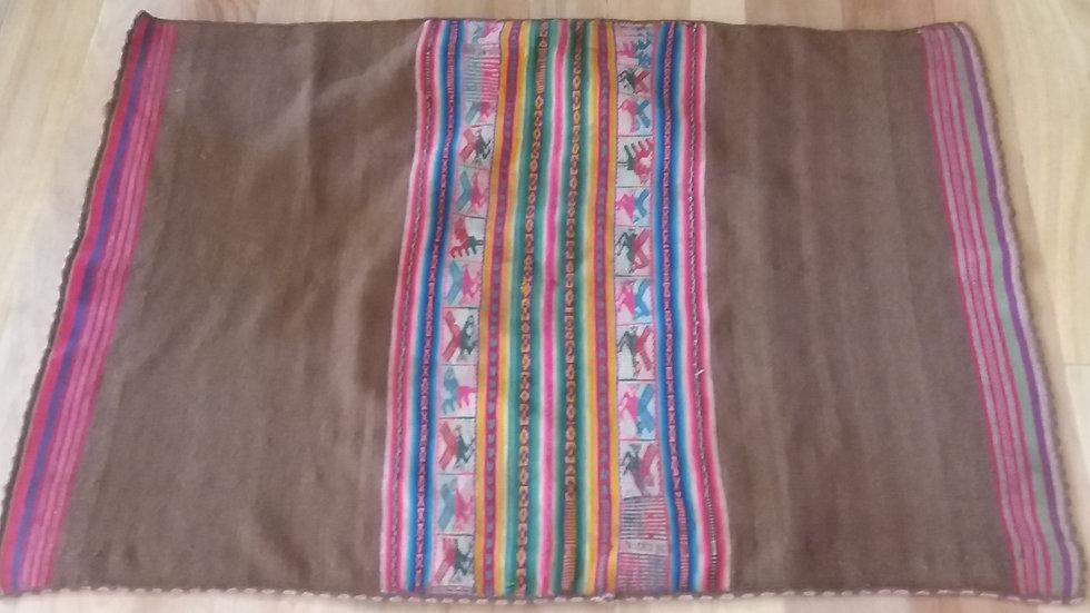 Aguayo boliviano antiguo