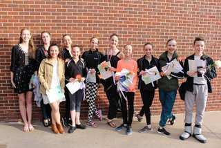 Denver Ballet Guild Young Dancer's Competition