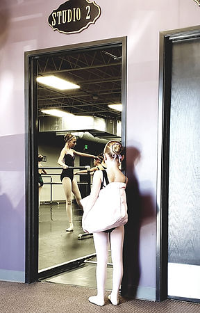 Lily and Dani-Littleton Ballet Academy