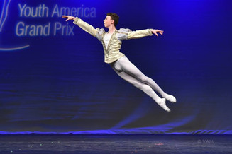 Congratulations to dancers who competed at YAGP in January