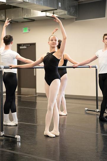 Pre-Professional Divison at Litleton Ballet Academy