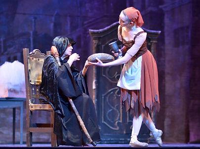 Cinderella Ballet Littleton Youth Ballet