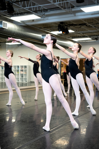 LBA students receive scholarships to ballet schools