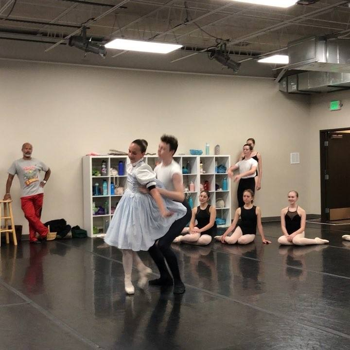 Do you have your tickets to Wizard Of Oz? Here is a teaser with Dorothy and her friends before she heads home! Saturday at 6pm, Sunday at 12pm, Sunday at 5pm. Click link for tickets.  www.littletonyouthballet.org #littletonballetacademy #littletonyou
