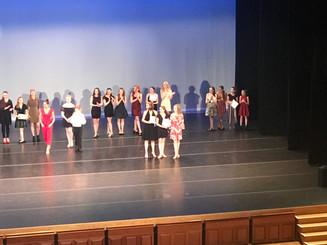 Congratulations dancers at YAGP!