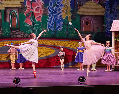 The Wizard of Oz-Littleton Youth Ballet