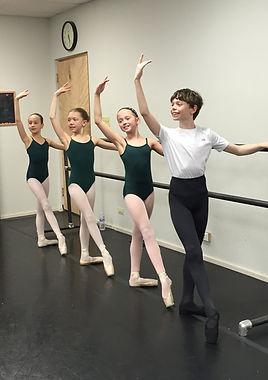 Ballet 5 Littleton Ballet Academy
