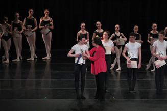 Denver Ballet Guild Young Dancer's Competition 2018