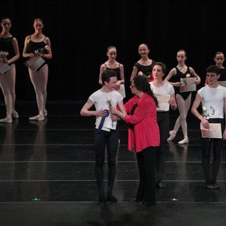 Denver Ballet Guild Young Dancer's Competition 2018