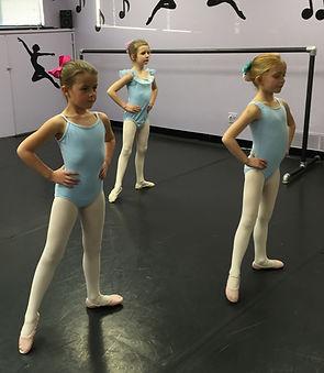 Ballet 1 Littleton Ballet Academy
