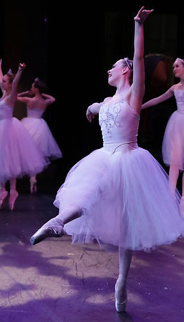 Madeline Ryner in Littleton Youth Ballet