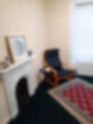Counselling Room and Chair