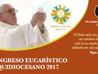 ASUNCIÓN: HACIA EL CONGRESO EUCARÍSTICO ARQUIDIOCESANO