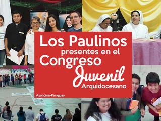Los Paulinos en el Congreso Juvenil Arquidiocesano 2018