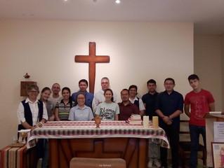 Solemnidad de Jesús Maestro en Asunción