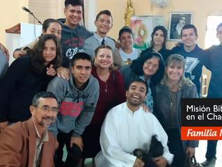 Misión Bíblica de Paulinos y Paulinas en el Chaco Paraguayo