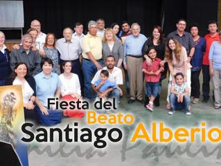 Fiesta del Beato Santiago Alberione y Profesión Perpetua en el Instituto Santa Familia