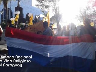 58º Semana Nacional de la Vida Religiosa en Paraguay