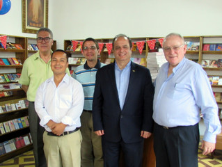 Visita del Superior general al Paraguay