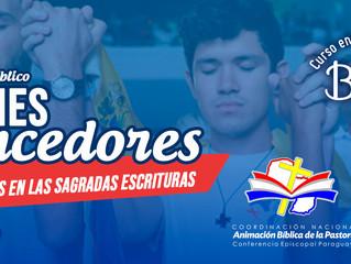 """""""Jóvenes Vencedores"""" Curso Bíblico Virtual"""