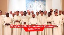 NOVICIADO INTERNACIONAL PAULINO 2019-2020